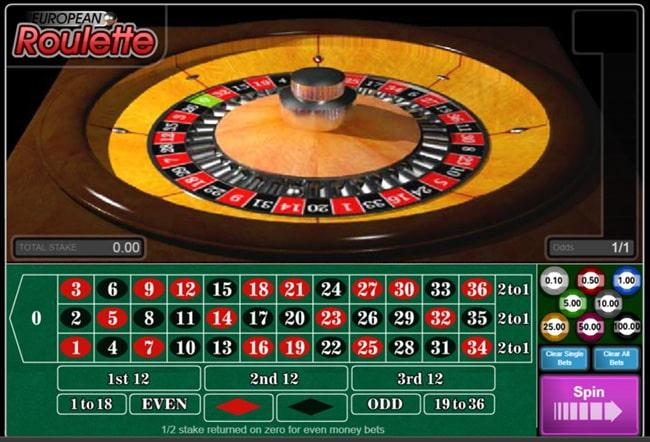 European Rouletteв Казино Пин Ап Украина, играть бесплатно без регистрации